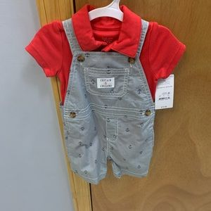 Two piece toddler outfit